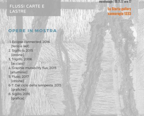 La Storta Gallery Maffei Nov 2017 -4
